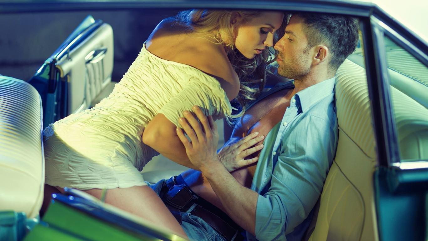 Хороший секс в машине: Позы для секса в машине