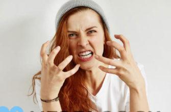 Почему девушки злые во время месячных