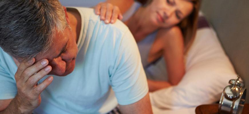 В каком возрасте у мужчин начинаются проблемы с потенцией