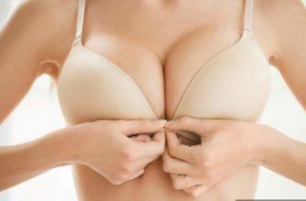 От чего зависит размер грудных желез у девушек