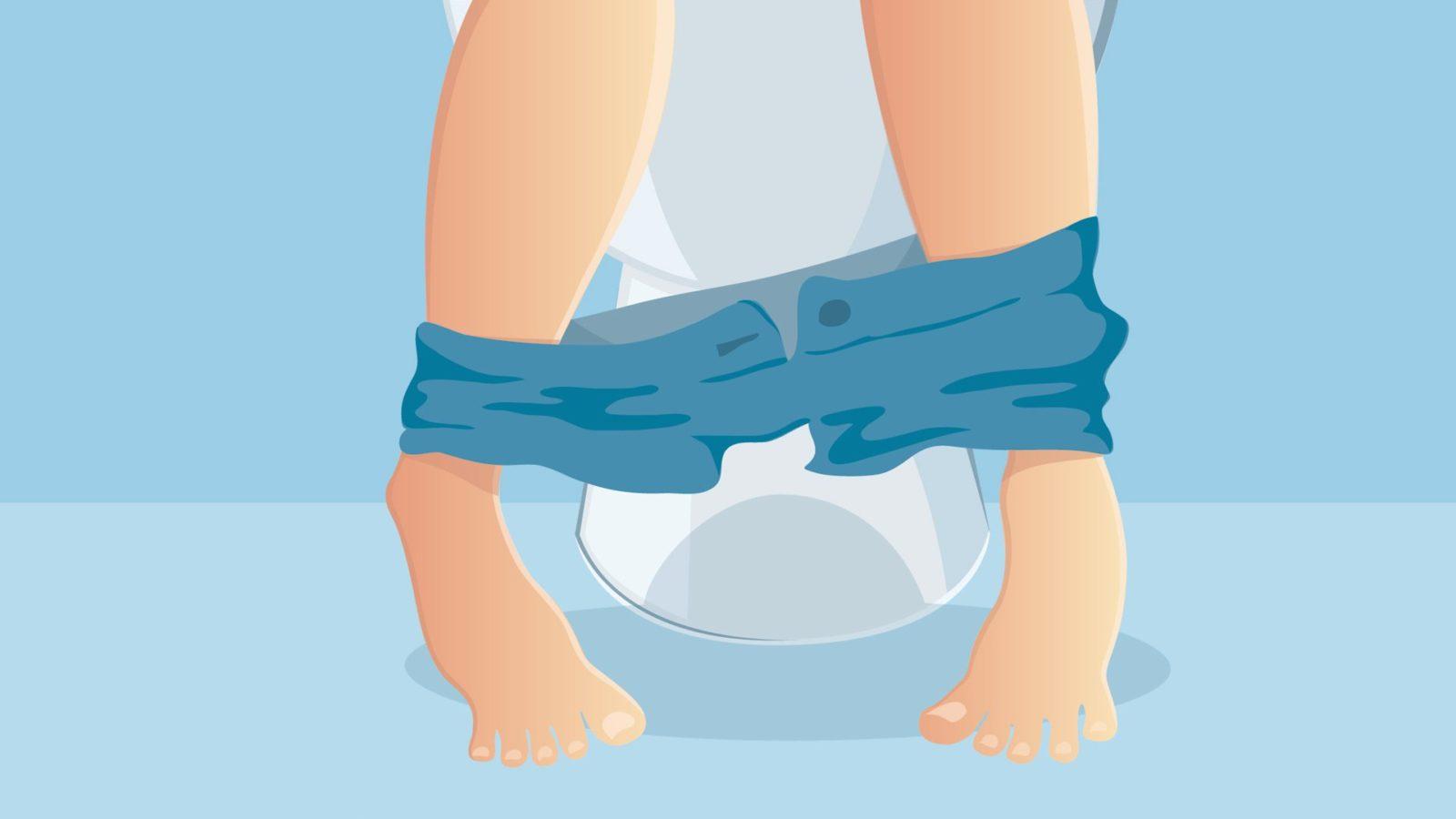 Сколько раз за ночь женщина должна ходить в туалет по маленькому?